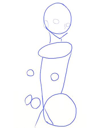Манга девушку рисовать
