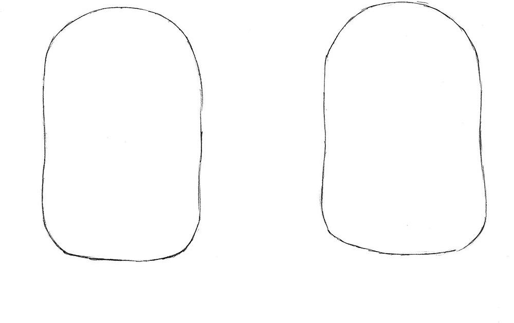 Как нарисовать миньона