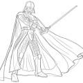 Как нарисовать Дарта Вейдера