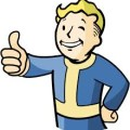 Как нарисовать Волт-Боя из игры Fallout