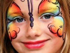 Как раскрасить своего ребенка на Хеллоуин