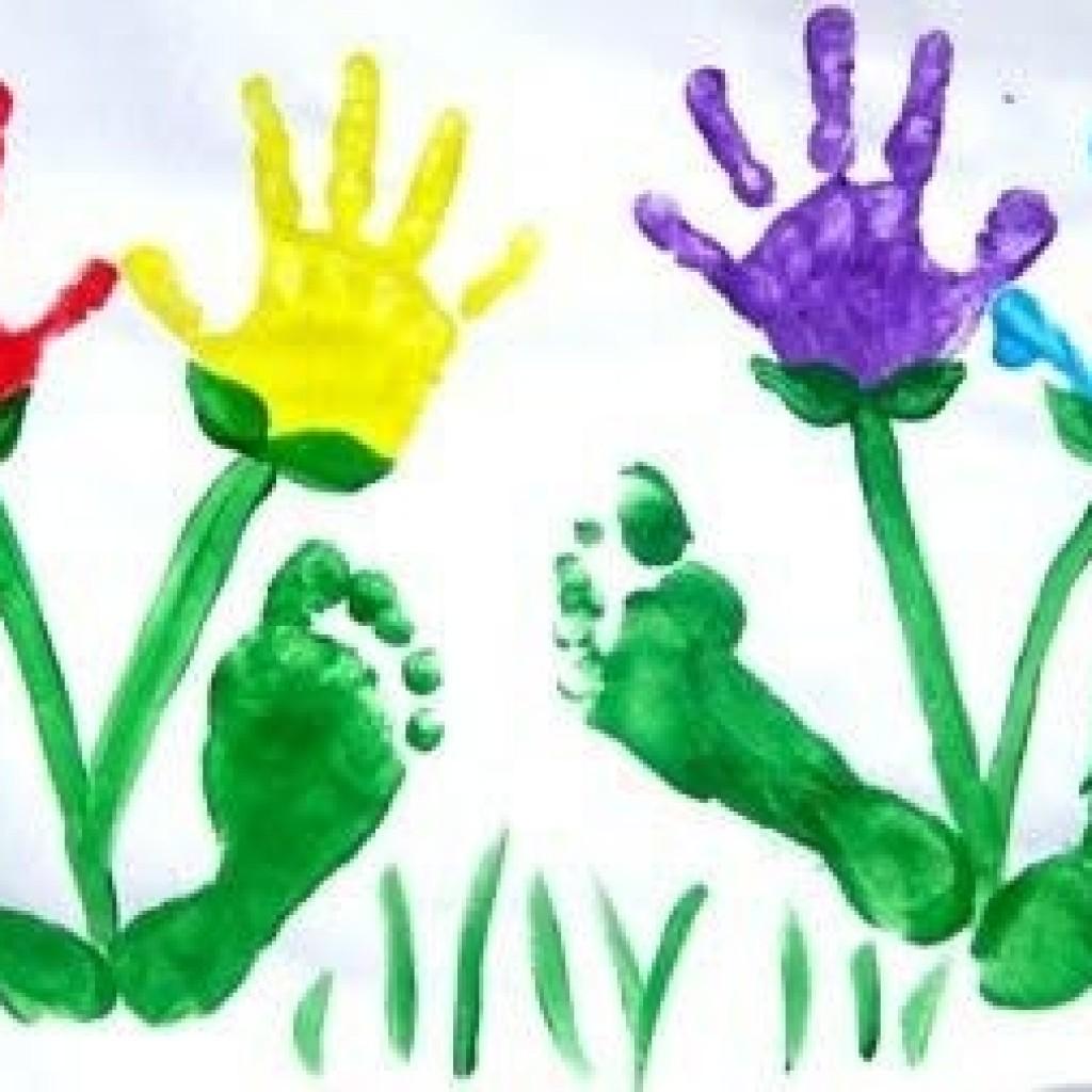 Как нарисовать рисунок в детской своими руками