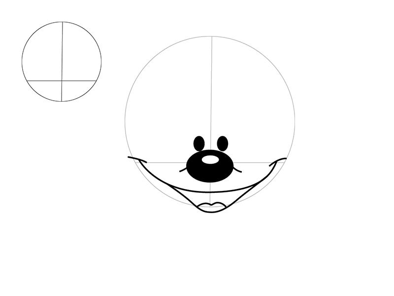 Как нарисовать Вжика
