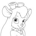 Как нарисовать Гайку