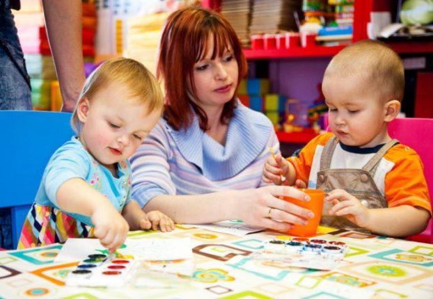 Рисуем с ребенком