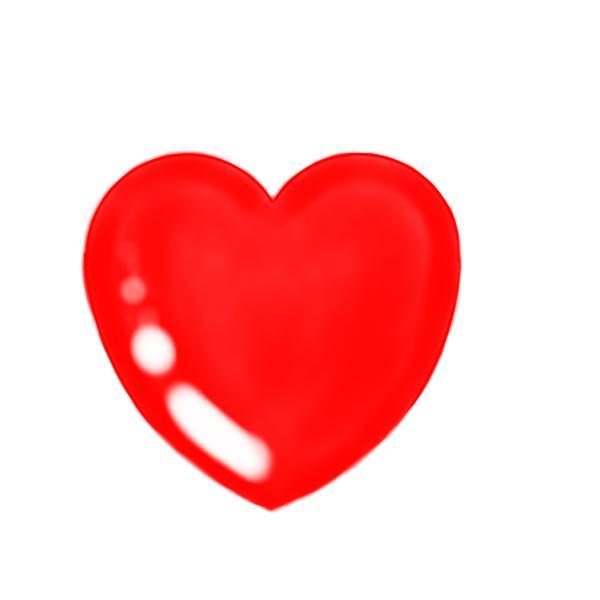 Как нарисовать красивое сердце поэтапно