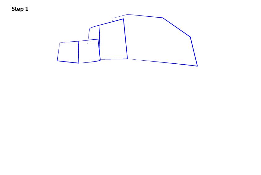 Как нарисовать Шагоход