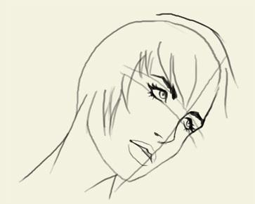 Как нарисовать Пауэр-герл