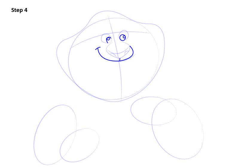Как нарисовать Когтяузера