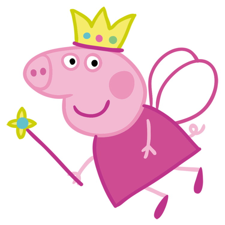 how to draw pig Peppa