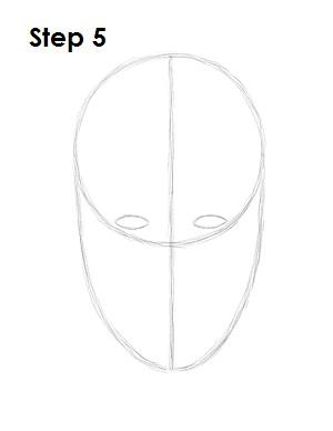 как просто нарисовать Скорпиона из игры 5