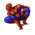 Как нарисовать Человека Паука
