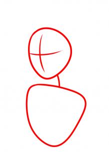 Как нарисовать Маугли