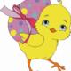 Рисуем цыпленка с яйцом