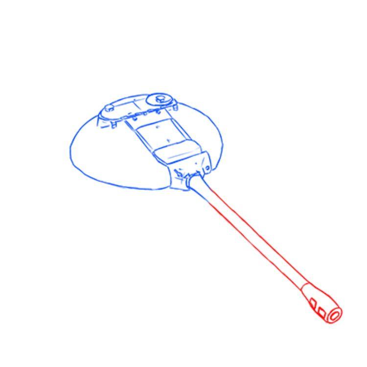 Как нарисовать танк ИС-3