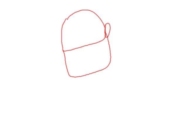 Как поэтапно нарисовать всадника на кабане1