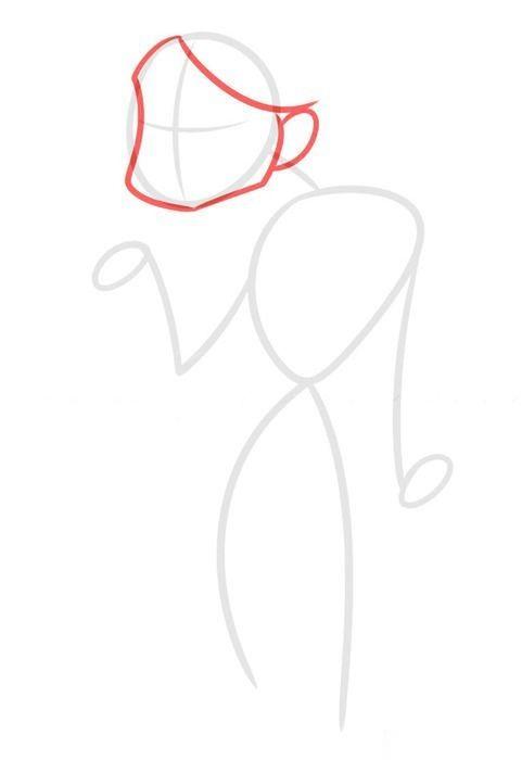 Как нарисовать зомби