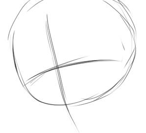 Как нарисовать Нацу из мультика