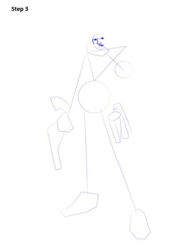Маккри как нарисовать героя игры