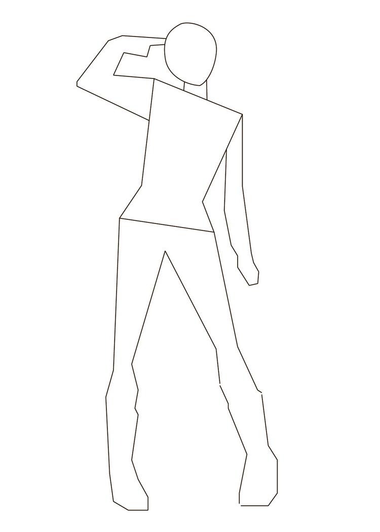 Как нарисовать Харли Квинн из фильма