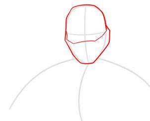 Дэдшот как нарисовать