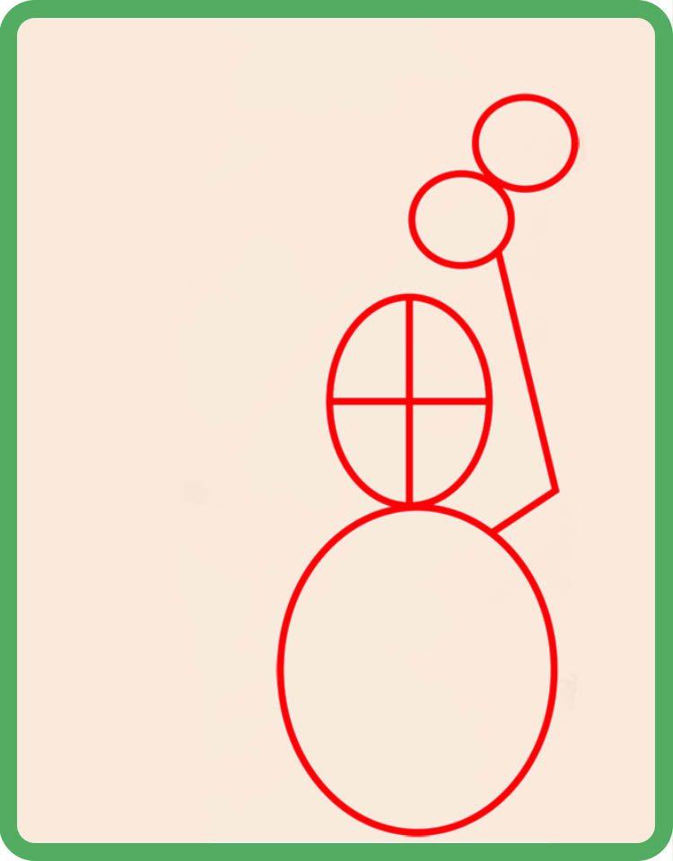 Как нарисовать Катану