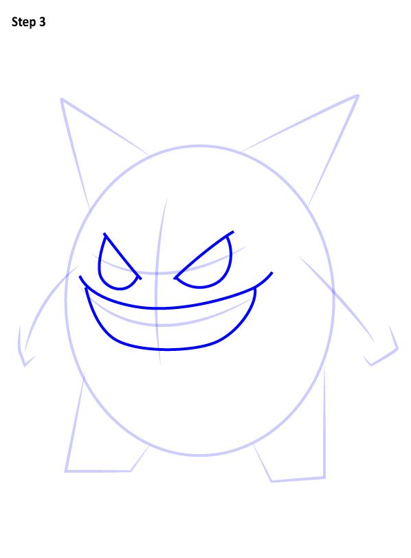 Генгар покемон