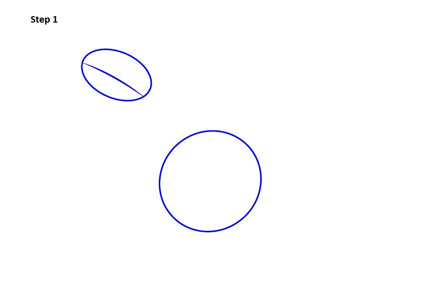 как нарисовать белку из Ледникового периода