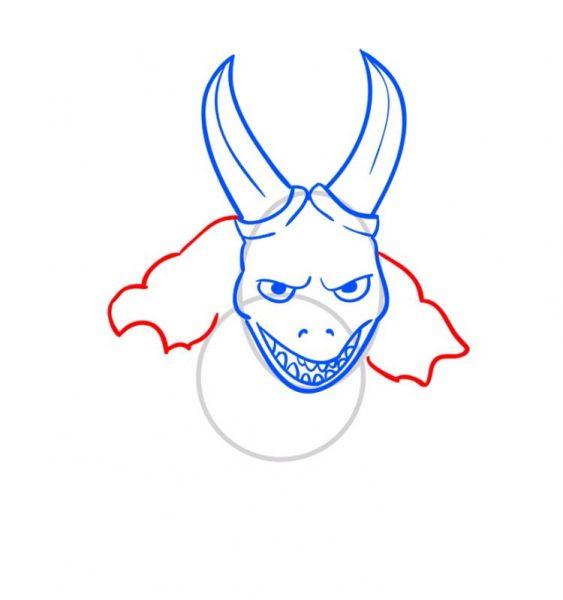 Как нарисовать Миньона из игры