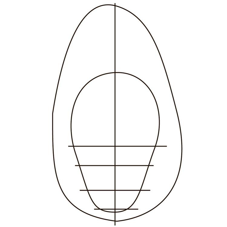 Как нарисовать значок Эль Диабло из фильма