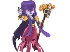 Рисуем Ведьму из игры