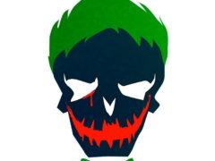Рисуем значок Джокера