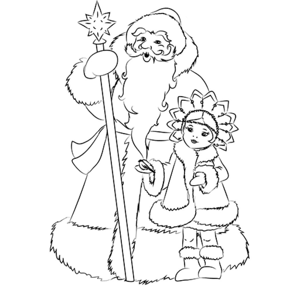 как рисовать картинки на новый год