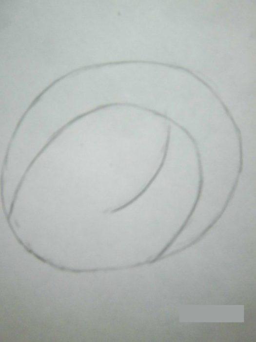 Как нарисовать Фиону чиби 3