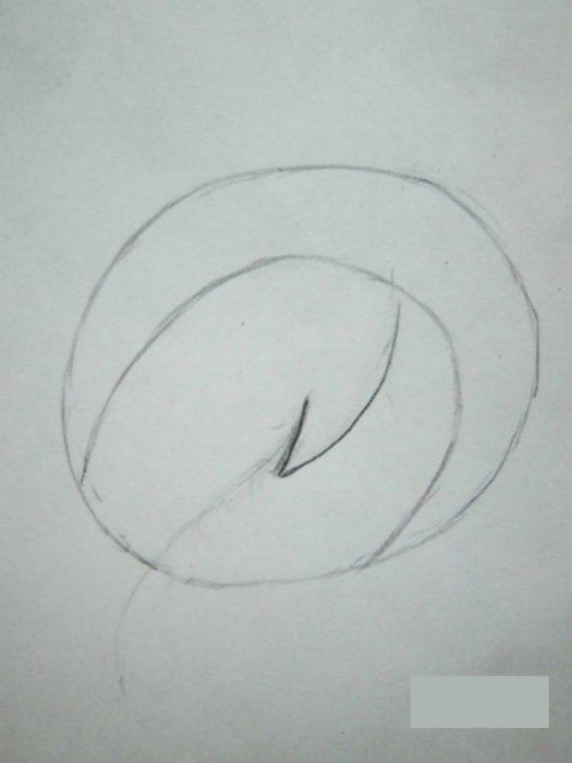 Как нарисовать Фиону чиби 4