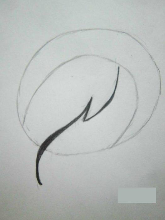 Как нарисовать Фиону чиби 5