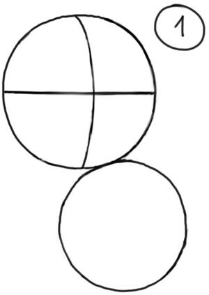 Как нарисовать Стича
