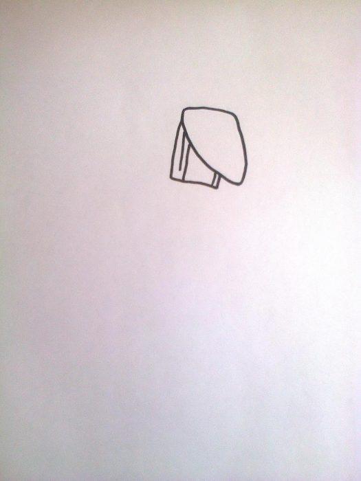 как нарисовать Бонни из игры