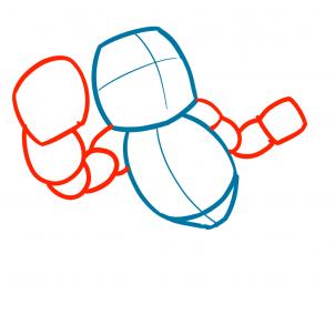 Как нарисовать Чику