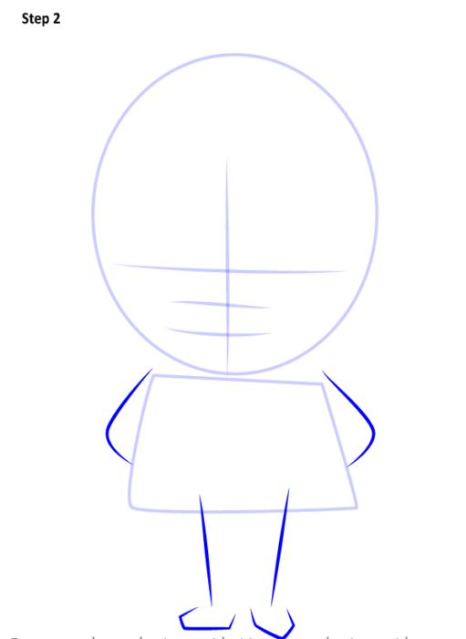 Как нарисовать малыша из Босса-молокососа