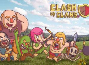 Рисуем героев Clash of Clans
