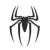 Рисуем эмблему Человека-Паука