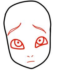 Как нарисовать Еву из Вакфу