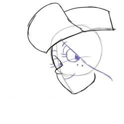 как нарисовать Венди из Гравити Фолз