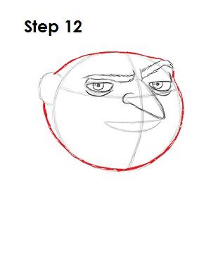 Как нарисовать Грю