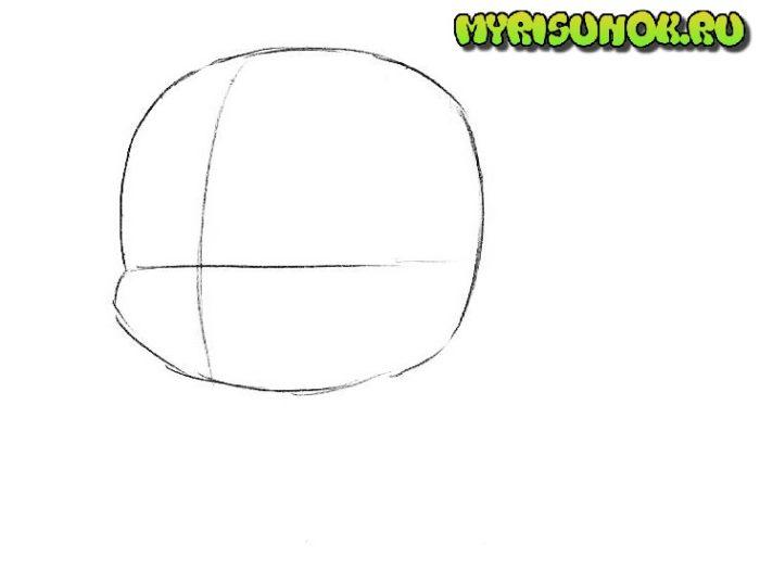 Как поэтапно нарисовать единорога