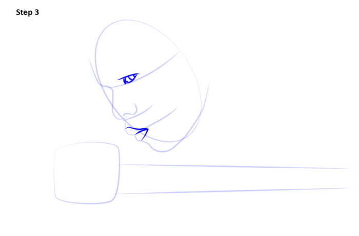 Как рисовать Финна из Звездных войн