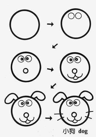 Рисунок из круга