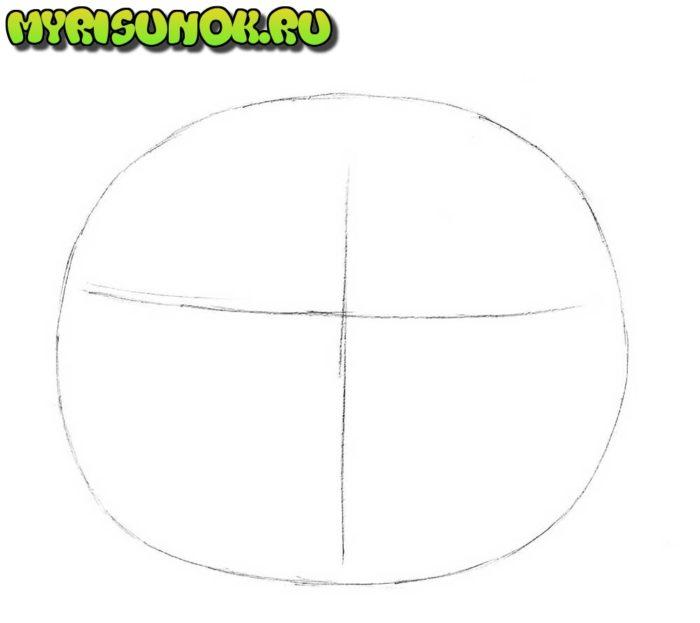 Как нарисовать Светильник Джека