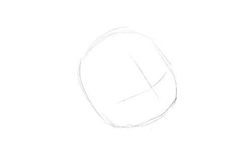 как поэтапно нарисовать квами Тикки